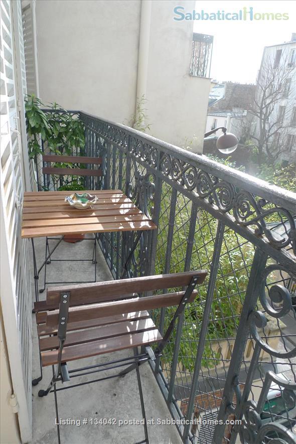 Large 2BR Apt – Elegant Decoration - Fully Refurbished - Calm Home Rental in Paris, Île-de-France, France 9
