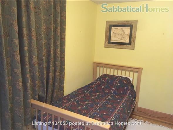 4 bed, 2.5 bath home, on public transportation in Boston suburb, 5 min walk to K-5 school Home Rental in Arlington, Massachusetts, United States 8