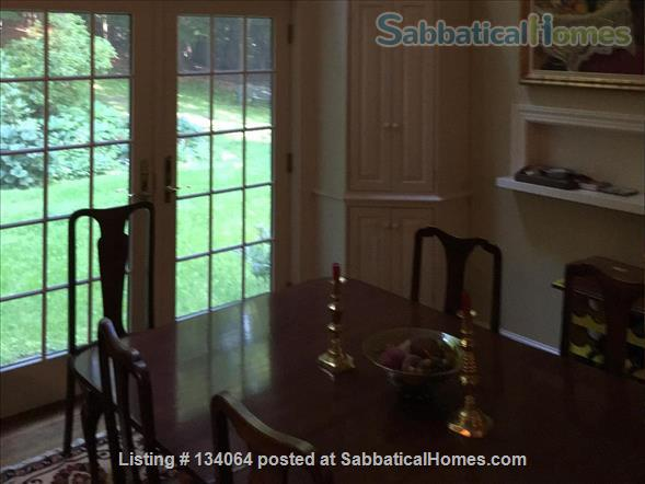 LARGE, HANDSOMELY FURNISHED  HOME IN HANOVER, NH Home Rental in Hanover, New Hampshire, United States 0