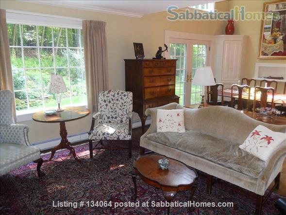 LARGE, HANDSOMELY FURNISHED  HOME IN HANOVER, NH Home Rental in Hanover, New Hampshire, United States 6