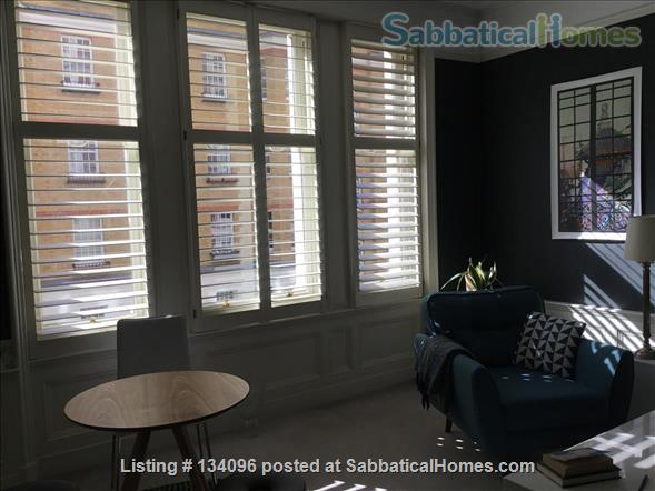 One double bedroom for rent in a London (Bloomsbury) Apartment  Home Rental in Fitzrovia, England, United Kingdom 2