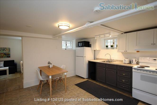 Sunny and Central One Bedroom Apartment- Minutes to Bloor Street Home Rental in Toronto 2