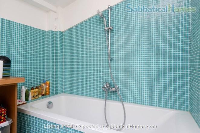 "3 bedrooms duplex with outdoor patios, ""like a house"" spirit Home Rental in Paris, Île-de-France, France 8"