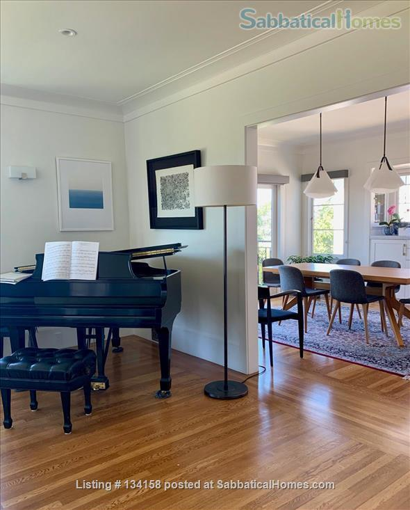 North Berkeley Hills House Near Campus with Panoramic Views Home Rental in Berkeley, California, United States 5
