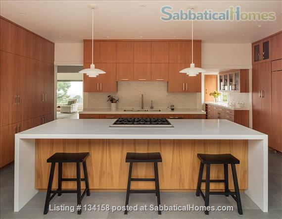 North Berkeley Hills House Near Campus with Panoramic Views Home Rental in Berkeley, California, United States 7