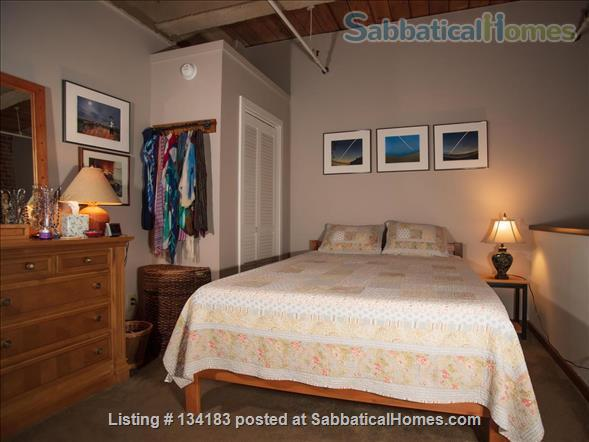 1 Bedroom Loft for Exchange in Italy and Sitting Sweet Cat Home Exchange in Durham, North Carolina, United States 6