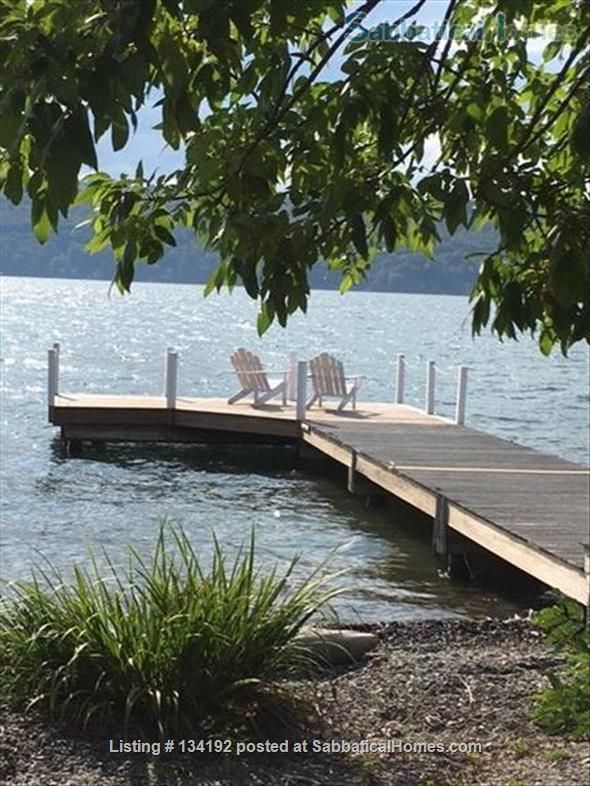 Cayuga Lake Cottage - near Cornell and Ithaca Collage and Downtown Ithac Home Rental in Ithaca, New York, United States 1
