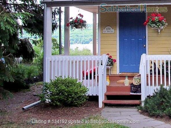 Cayuga Lake Cottage - near Cornell and Ithaca Collage and Downtown Ithac Home Rental in Ithaca, New York, United States 0