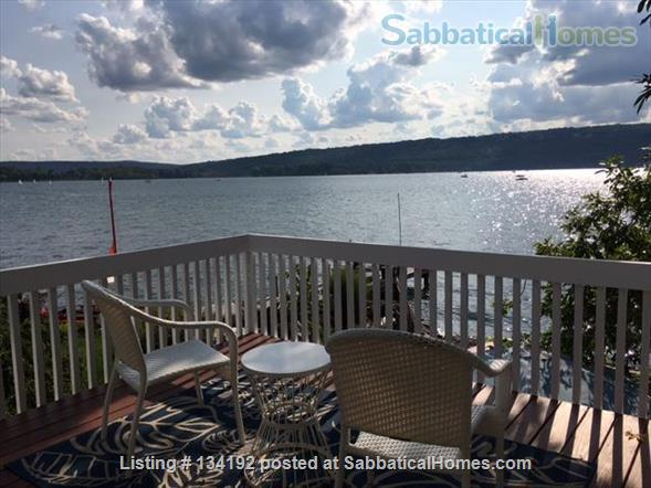 Cayuga Lake Cottage - near Cornell and Ithaca Collage and Downtown Ithac Home Rental in Ithaca, New York, United States 5