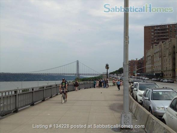 Beautiful, Fully-Renovated & Furnished Hamilton Heights 1-Bedroom Apartment on Riverside Drive Home Rental in New York, New York, United States 9