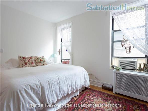 Beautiful, Fully-Renovated & Furnished Hamilton Heights 1-Bedroom Apartment on Riverside Drive Home Rental in New York, New York, United States 2