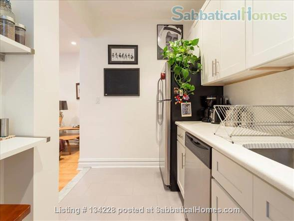 Beautiful, Fully-Renovated & Furnished Hamilton Heights 1-Bedroom Apartment on Riverside Drive Home Rental in New York, New York, United States 5