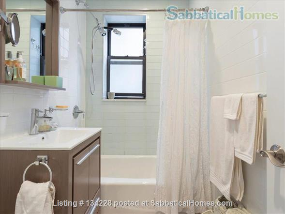 Beautiful, Fully-Renovated & Furnished Hamilton Heights 1-Bedroom Apartment on Riverside Drive Home Rental in New York, New York, United States 6