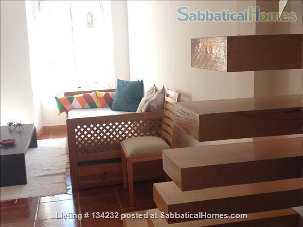 Sunny one-bedroom apartment in Lisbon Home Rental in Lisbon, Lisboa, Portugal 2