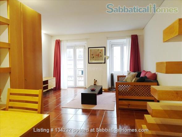 Sunny one-bedroom apartment in Lisbon Home Rental in Lisbon, Lisboa, Portugal 3