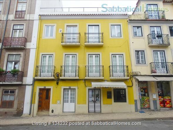 Sunny one-bedroom apartment in Lisbon Home Rental in Lisbon, Lisboa, Portugal 6