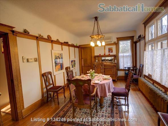 Gracious Edwardian House in High Park, Toronto Home Rental in Toronto, Ontario, Canada 5