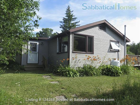 Sabbatical House Home Rental in Freeville, New York, United States 1