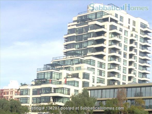 Lovely Bankers Hill Condo near Balboa Park Home Rental in San Diego, California, United States 1