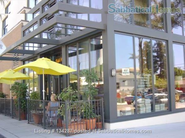 Lovely Bankers Hill Condo near Balboa Park Home Rental in San Diego, California, United States 0