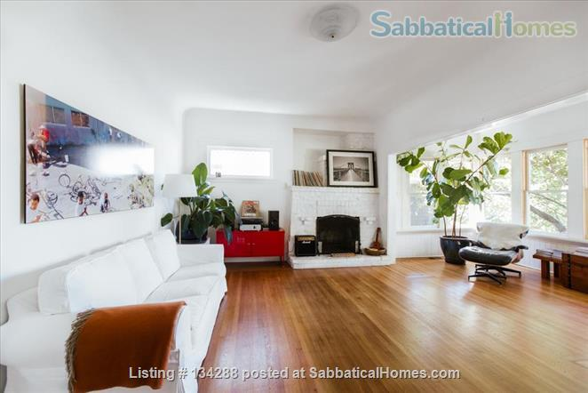 THE MATHER STREET RESIDENCE Home Rental in Oakland, California, United States 3
