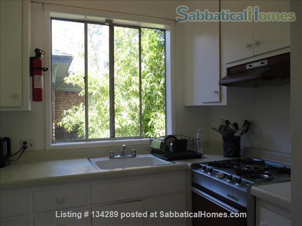2 BEDROOM FURNISHED ELMWOOD APARTMENT $2650 Home Rental in Berkeley, California, United States 3