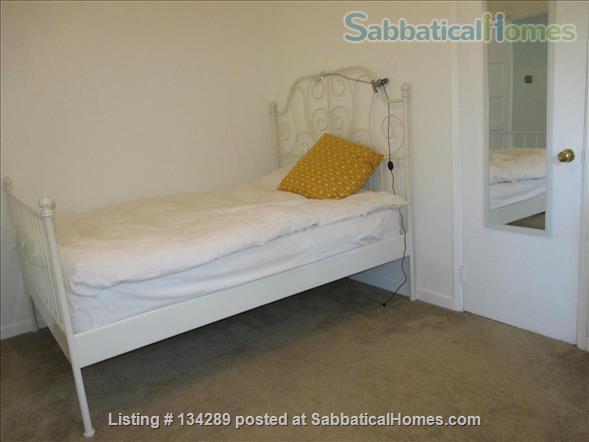 2 BEDROOM FURNISHED ELMWOOD APARTMENT $2650 Home Rental in Berkeley, California, United States 6