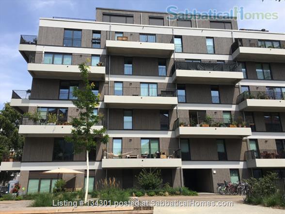 Luxurious brand new condo in quiet area Neukölln/Kreuzberg/Alt Treptow Home Rental in Berlin, Berlin, Germany 1
