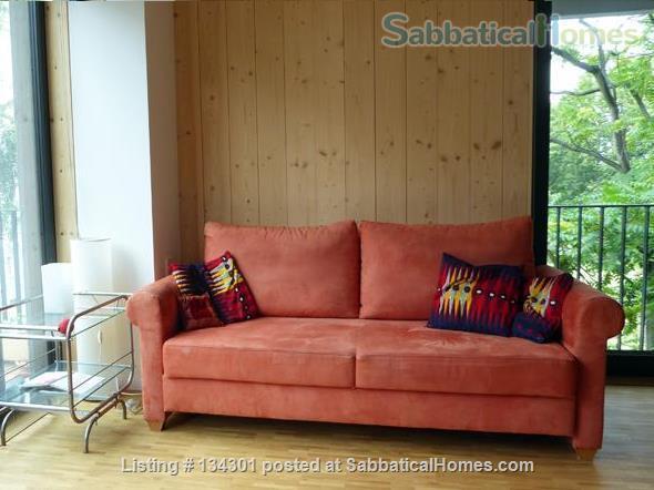 Luxurious brand new condo in quiet area Neukölln/Kreuzberg/Alt Treptow Home Rental in Berlin, Berlin, Germany 3