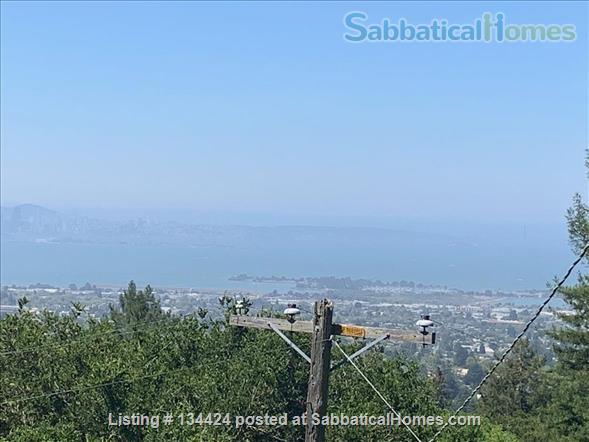 Spectacular Berkeley Hills A-Frame Home Rental in Berkeley, California, United States 0