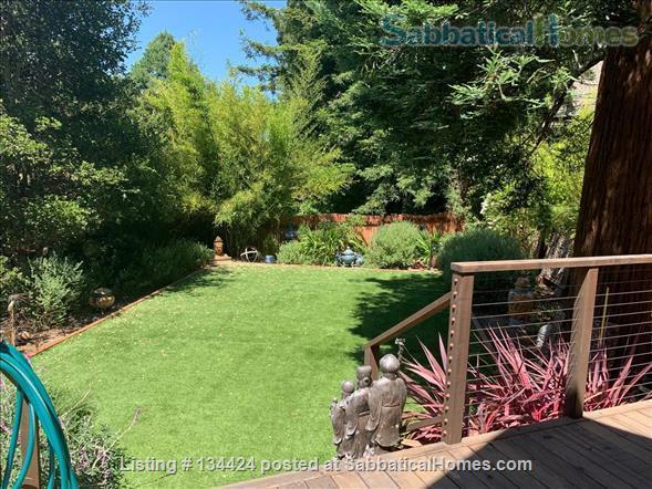 Spectacular Berkeley Hills A-Frame Home Rental in Berkeley, California, United States 2