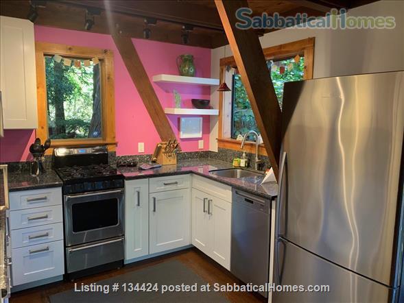 Spectacular Berkeley Hills A-Frame Home Rental in Berkeley, California, United States 5