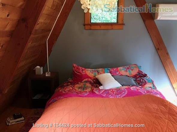 Spectacular Berkeley Hills A-Frame Home Rental in Berkeley 6