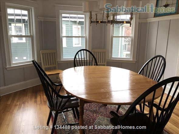 New fully renovated, 3 Bed, 2 Bath, AC, Washer/Dryer in unit, Patio in Unit Home Rental in Brookline, Massachusetts, United States 8