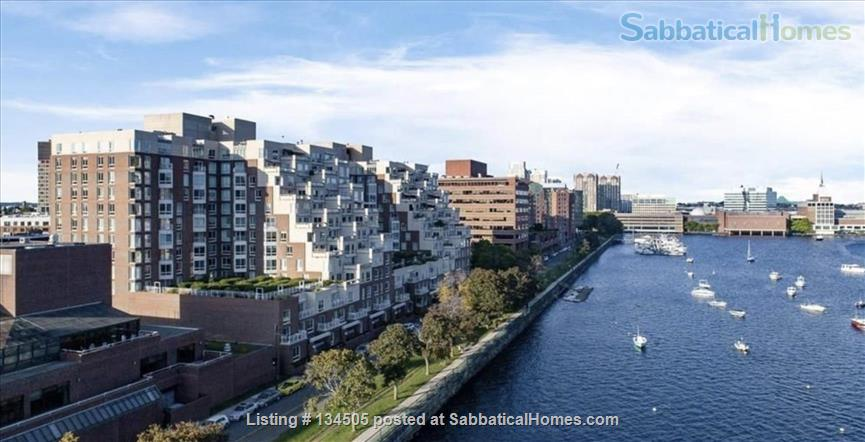 Esplanade (3 bed Apt. in Cambridge by the river) Home Rental in Cambridge, Massachusetts, United States 0