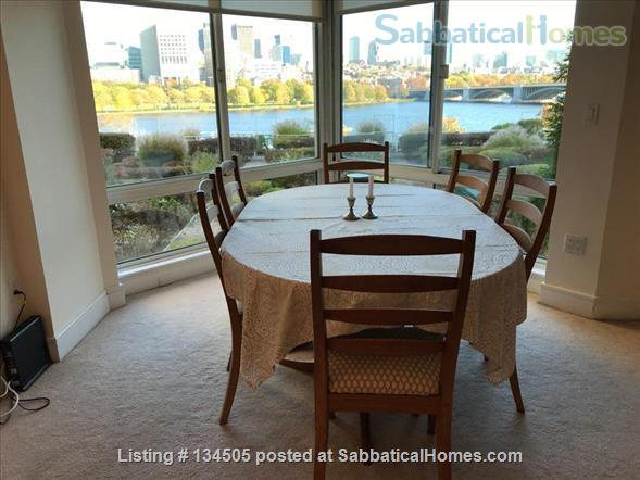 Esplanade (3 bed Apt. in Cambridge by the river) Home Rental in Cambridge, Massachusetts, United States 8