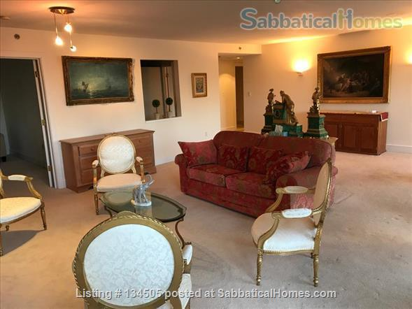 Esplanade (3 bed Apt. in Cambridge by the river) Home Rental in Cambridge, Massachusetts, United States 2