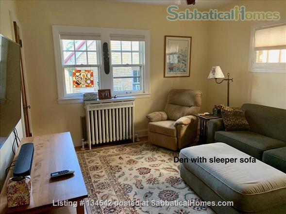 Historic Milwaukee Home Home Rental in Milwaukee, Wisconsin, United States 2