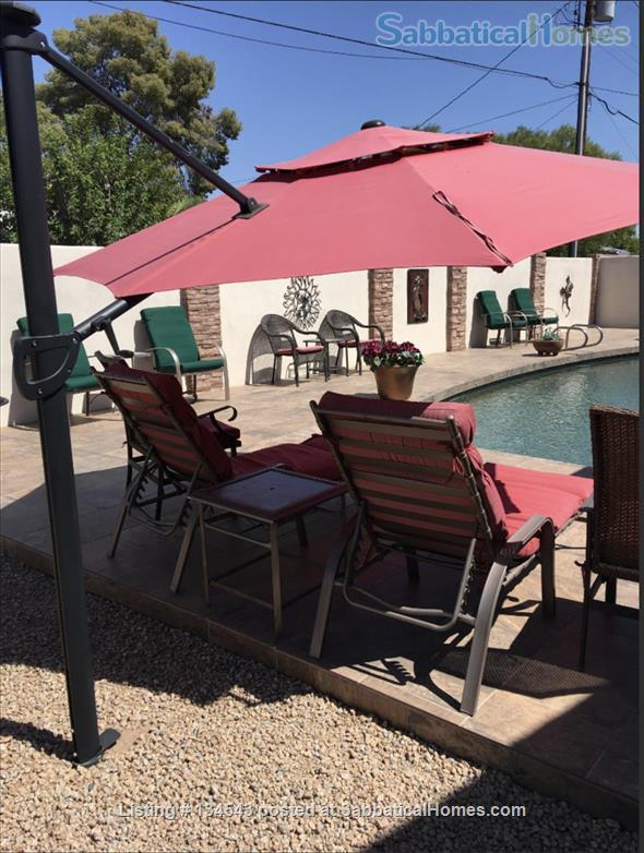 Exquisite Home with Pool near ASU Home Rental in Tempe, Arizona, United States 1