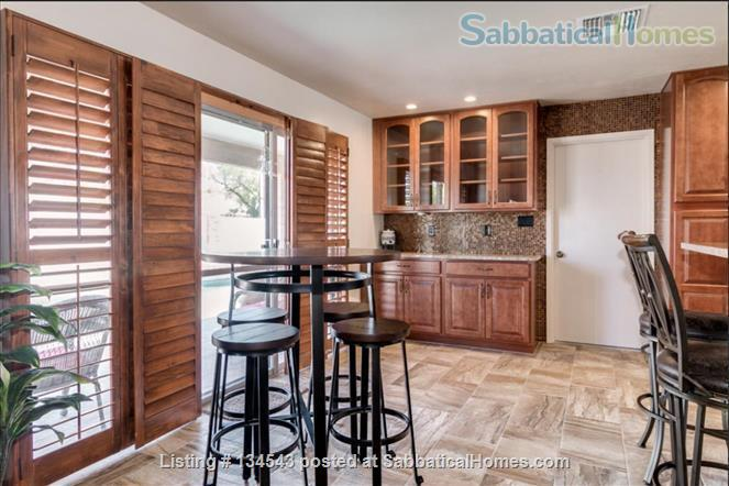 Exquisite Home with Pool near ASU Home Rental in Tempe, Arizona, United States 4