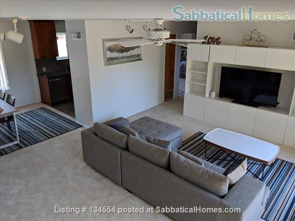 Upscale Condo Downtown Palo Alto 2 Bedroom 2 Bath + Parking Home Rental in Palo Alto, California, United States 1