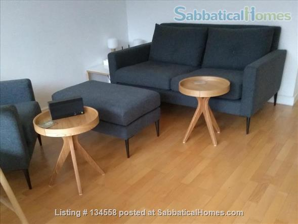 Lovely light one bedroom flat in Oxford  Home Rental in Oxford, England, United Kingdom 9