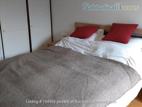 Lovely light one bedroom flat in Oxford  Home Rental in Oxford, England, United Kingdom 1