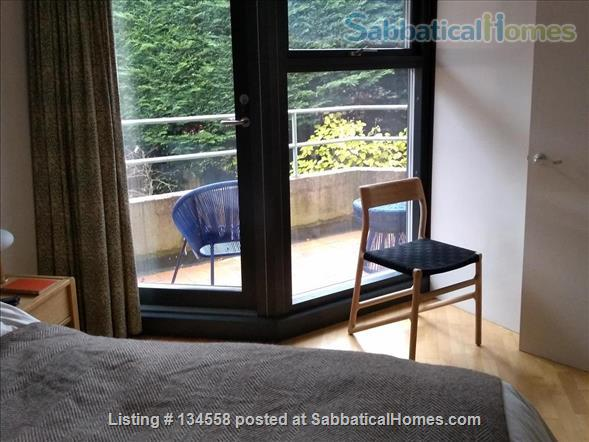 Lovely light one bedroom flat in Oxford  Home Rental in Oxford, England, United Kingdom 0