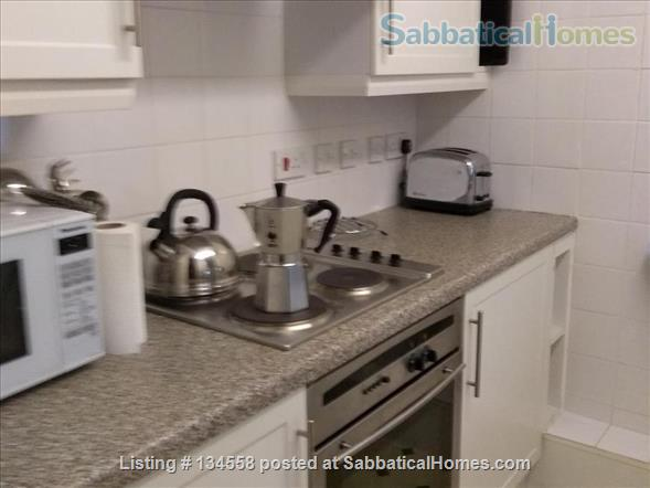 Lovely light one bedroom flat in Oxford  Home Rental in Oxford, England, United Kingdom 5