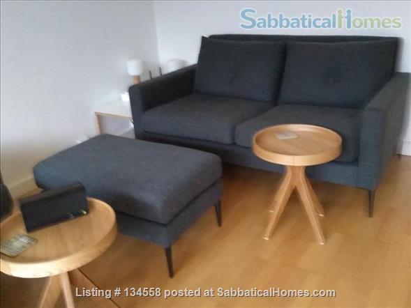 Lovely light one bedroom flat in Oxford  Home Rental in Oxford, England, United Kingdom 8