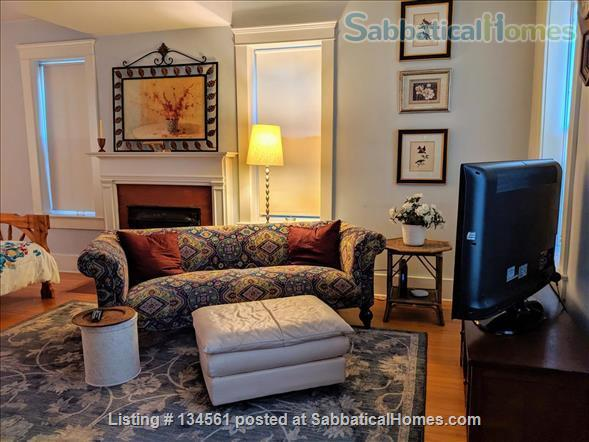 Historic colonial house in Old West Side  Home Rental in Ann Arbor, Michigan, United States 1