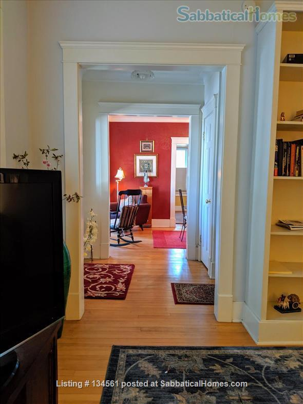 Historic colonial house in Old West Side  Home Rental in Ann Arbor, Michigan, United States 3