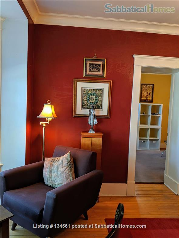 Historic colonial house in Old West Side  Home Rental in Ann Arbor, Michigan, United States 4