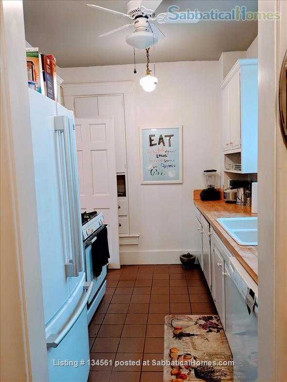 Historic colonial house in Old West Side  Home Rental in Ann Arbor, Michigan, United States 5